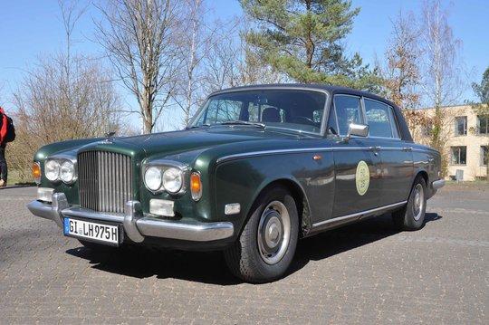 3. Preis 2019: Bentley T 1, Bj. 1975