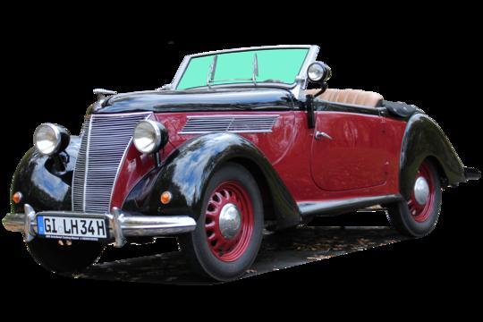 4. Preis 2021: Ford Eifel Roadster