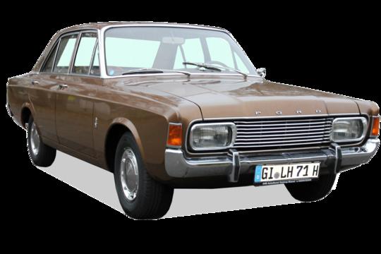 6. Preis 2020: Ford 20M P7b