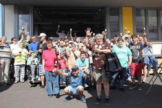 Lebensfreude-Rallye: Die Auswertung