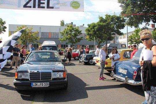 Jubel-äum: Fünfte Lebensfreude-Rallye