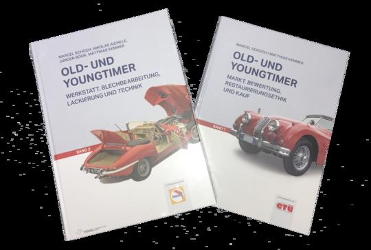 20.-21. Preis 2020: Je zwei Bände 1+2 Old- und Youngtimer