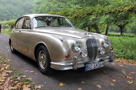4. Preis 2019: Jaguar Mk II/Daimler, Bj. 1967