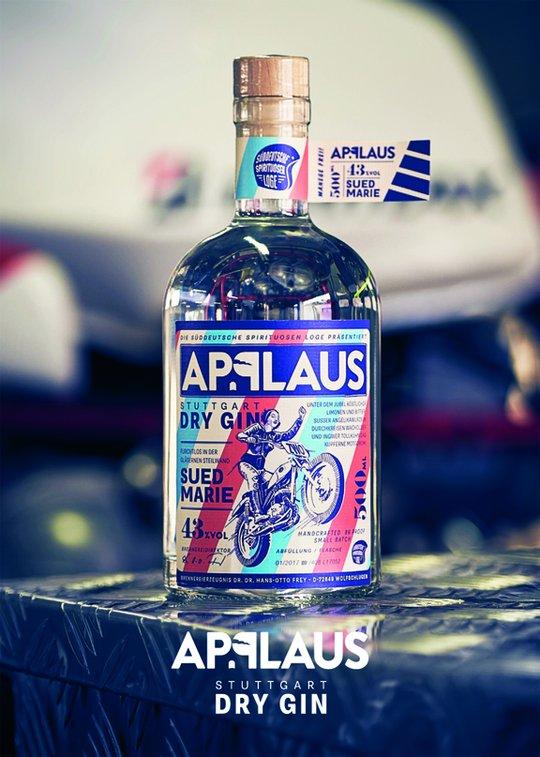 Weitere Preise 2021: Suedmarie Applaus Dry Gin-Sets