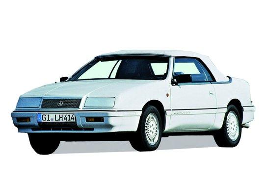8. Preis 2020: Chrysler LeBaron Convertible
