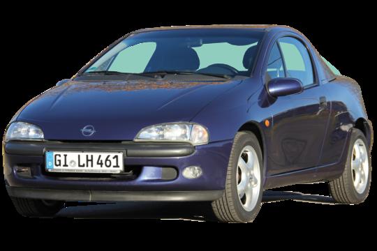 10. Preis 2021: Opel Tigra