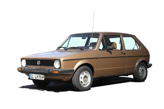4. Preis 2020: Volkswagen Golf 1