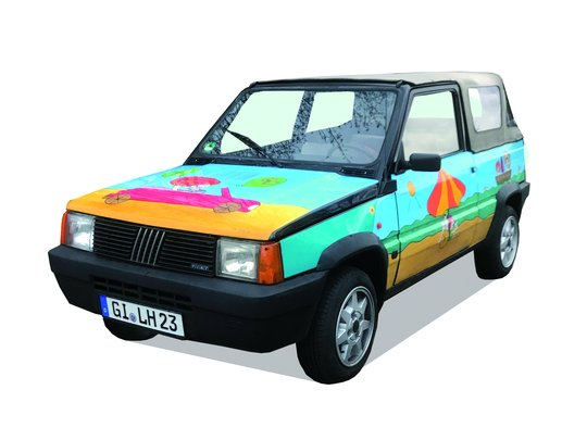 9. Preis 2020: Fiat Panda Cabriolet