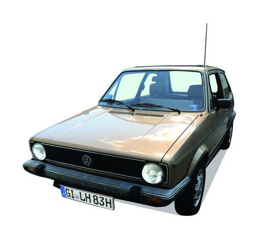 4. Preis 2020: VW Golf 1