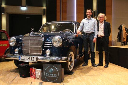 Freude im Bild: Die Fahrzeuggewinner 2019!
