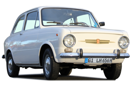 9. Preis 2021: Fiat 850 Limousine