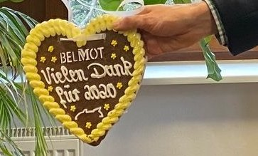 Süße Überraschung von Belmot