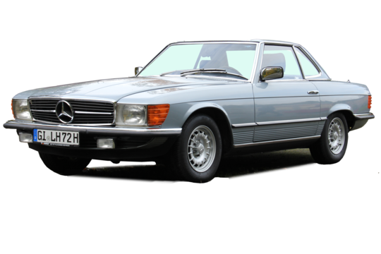 3. Preis 2021: Mercedes-Benz 280 SL Roadster