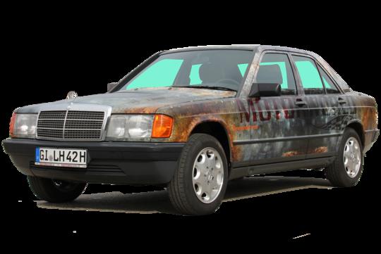 8. Preis 2021: Mercedes-Benz 190 D