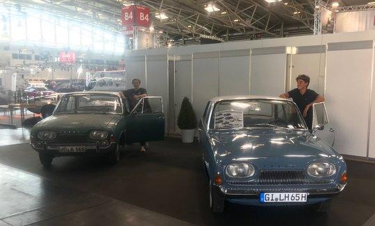 Ford Taunus 17M P3 bei IAA 2021 in München